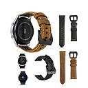 رخيصةأون أساور ساعات Garmin-حزام إلى Vivoactive 3 Garmin عصابة الرياضة جلد طبيعي شريط المعصم