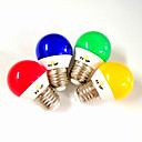 economico Collana-EXUP® 5 W Lampadine globo LED 430 lm E14 E26 / E27 G45 11 Perline LED SMD 2835 Feste Decorativo Vacanze Rosso Blu Giallo 220-240 V 110-130 V
