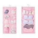 رخيصةأون خزانة غرفة النوم و المعيشة-حقيبة تخزين الملابس الداخلية متعددة الجوانب مزدوجة 13 مربعات