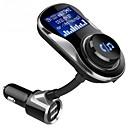 ieftine Gadget Baie-bc26 adaptor wireless bluetooth 4.1 receptor wireless pentru muzică fm emițător kit pentru mașină fără comenzi manuale LCD display usb