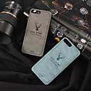 levne iPhone pouzdra-Carcasă Pro Apple iPhone XS Max / iPhone 6 Vzor Zadní kryt Zvíře Pevné PU kůže pro iPhone XS / iPhone XR / iPhone XS Max