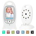 billige Babyalarmer-video baby monitor vb601 trådløs spædbarn radio barnepigen musik intercom nightvision bærbar baby kamera walkie talkie babysitter