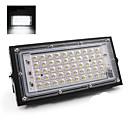 ieftine Becuri Solare LED-2pcs 50w puterea perfectă a condus lumina de inundații lumina de proiecție a condus strada lampă 180-240v impermeabil peisaj de iluminat ip65 a condus lumina reflectoarelor
