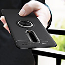 cheap Other Cases-Case For OnePlus One Plus 7 / One Plus 7 Pro Ring Holder Back Cover Solid Colored Soft TPU for One Plus 7 / One Plus 7 Pro