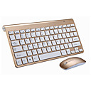 رخيصةأون أطقم ماوس ولوحة مفاتيح الكمبيوتر-maikou 2.4g مجموعة كاملة من الماوس لوحة المفاتيح اللاسلكية رقيقة جدا