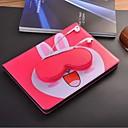 رخيصةأون واقيات شاشات أيفون-حالة لابل ipad mini 3/2/1 / ipad (2018) النوم التلقائي / إيقاظ الحالات الجسم الكامل الكرتون / القط قماش الثابت لباد 2/3/4 / ipad (2017) / ipad pro 9.7 '' / ipad air / باد الهواء 2 / باد ميني 4