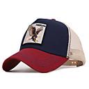 رخيصةأون قبعات الرجال-كل الفصول أسود أحمر أزرق البحرية قبعة البيسبول طباعة زهور للجنسين قطن أكريليك,عمل أساسي