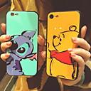 abordables Coques d'iPhone-Coque Pour Apple iPhone XS Max / iPhone 6 Motif Coque Bande dessinée Dur Verre Trempé pour iPhone XS / iPhone XR / iPhone XS Max