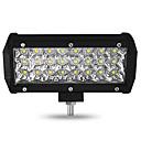 ieftine Lumini de Ceață Mașină-2pcs 7 inci 72w 3 rânduri de lumină LED-uri de bandă lămpi off-car de refit de lumină lampă de lucru de lumină