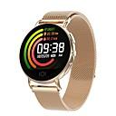 رخيصةأون الأساور الذكية-t7 smartwatch الفولاذ المقاوم للصدأ bt اللياقة البدنية تعقب دعم دعم / رصد معدل ضربات القلب / ضغط الدم الرياضة الساعات الذكية لسامسونج / فون / هواتف أندرويد