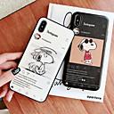 رخيصةأون أغطية أيفون-غطاء من أجل Apple iPhone XS / iPhone XR / iPhone XS Max نموذج غطاء خلفي كارتون ناعم جل السيليكا