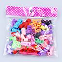 ieftine Câini Gulere, hamuri și Curelușe-Pentru Barbie Doll Pentru Fata lui păpușă de jucărie