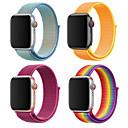 halpa HOCO-Watch Band varten Apple Watch Series 4/3/2/1 Apple Milanolainen Nylon Rannehihna