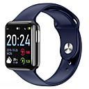 رخيصةأون ساعات ذكية-v5 الذكية ووتش bt اللياقة تعقب تعقب دعم / ecg + ppg القلب رصد معدل الرياضة smartwatch متوافق مع هواتف سامسونج / أبل / الروبوت