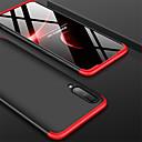 رخيصةأون حافظات / جرابات هواتف جالكسي A-غطاء من أجل Samsung Galaxy A6 (2018) / A6+ (2018) / Galaxy A7(2018) ضد الصدمات غطاء كامل للجسم لون سادة قاسي الكمبيوتر الشخصي