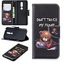 رخيصةأون Nokia أغطية / كفرات-كفر لنوكيا 4.2 / nokia 3.2 magnetic / flip / with stand body case case / statement hard pu leather for nokia 1 plus / nokia 2 / nokia 2.1 / nokia 3.1 / nokia 5.1 / nokia 5.1 / nokia 7 / nokia 6