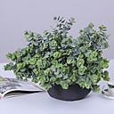 رخيصةأون أزهار اصطناعية-زهور اصطناعية 1 فرع كلاسيكي أوروبي أسلوب بسيط نباتات الزهور الخالدة أزهار الطاولة