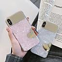 رخيصةأون أغطية أيفون-غطاء من أجل Apple iPhone XS / iPhone XR / iPhone XS Max مرآة غطاء خلفي قلب TPU