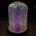 رخيصةأون مصابيح ليد مبتكرة-1PC الصمام ليلة الخفيفة تغيير اللون USB إبداعي 5 V