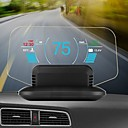 رخيصةأون جهاز فيديو DVR للسيارة-c1 hd لون شاشة lcd سيارة هود رئيس يصل عرض obd2 رئيس العرض gps
