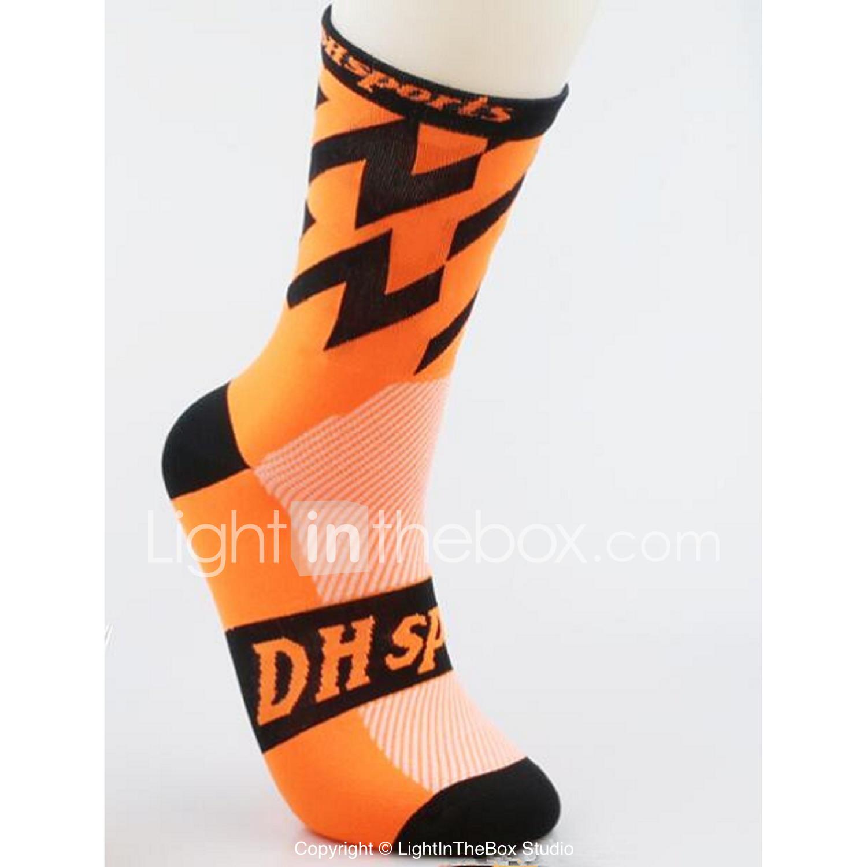 Sportovní ponožky   atletické ponožky Kolo   Cyklistika Ponožky Unisex  Cyklistika   Kolo   Běh Lehký 011b0ed84f