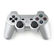 Mando Dualshock 3 para PS3 (Plata)