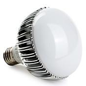 910lm E26 / E27 LED-globepærer 12 LED perler Høyeffekts-LED Naturlig hvit 85-265V