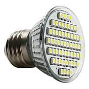 3W 6000 lm E26/E27 Focos LED MR16 60 leds SMD 3528 Blanco Natural AC 220-240V