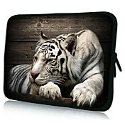 """hviler tiger neopren laptop sleeve tilfelle for 10-15 """"ipad macbook dell hk acer samsung"""