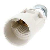 E14 Accesorio de iluminación Enchufe de la luz El plastico