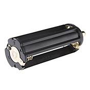 LED손전등 손전등 액세서리 배터리 케이스 lm 모드 용 캠핑/등산/동굴탐험 블랙