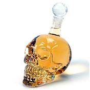 Vino vodka 350ml botella de cristal decantador