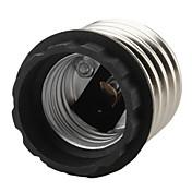 e40 a e27 adaptador de enchufe de bombillas accesorio de iluminación de alta calidad