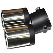 Universal Stainless Steel lyddemper for Kjøretøy eksosrøret (63mm-indre diameter) LMC-M-041