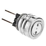 SENCART 1W 550 lm G4 LED-spotpærer 1 leds Høyeffekts-LED Blå DC 12 V AC 220-240V