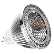 2700 lm GU5.3(MR16) LED-spotpærer MR16 1 leds COB Varm hvit AC 12V DC 12 V