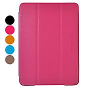Funda Para Mini iPad 3/2/1 con Soporte Origami Funda de Cuerpo Entero Color sólido Cuero de PU para iPad Mini 3/2/1