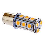 SO.K BA15S (1156) Coche Bombillas SMD 5050 162lm Luz de la cola For Universal