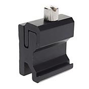 """Adaptador de soporte flash zapata con 1/4 """"-20 Tornillo de trípode VSL-45002"""