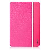 Funda de cuero textura de panal de protección de cuerpo completo para iPad Aire (colores surtidos)