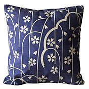 Ducha Flores decorativo almohada cubierta