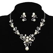 Mujer Otros Conjunto de joyas Pendientes / Collare - Regular Para Boda / Fiesta / Ocasión especial