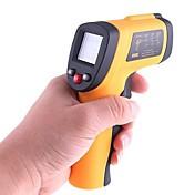 Contacto del termómetro del laser Digital IR no