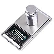 200g * 0.01g Mini Balanza digital de bolsillo joyería Gram Oz Ct