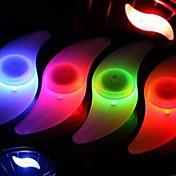 Luces de radios de bicicleta luces de la rueda LED Ciclismo Multicolor Impermeable Lumens Ciclismo