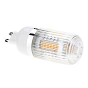 680-760 lm G9 Bombillas LED de Mazorca T 27 leds SMD 5630 Blanco Cálido AC 85-265V