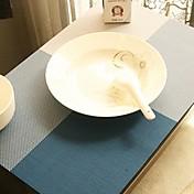 Moderno El plastico Cuadrado Juego de Mesa Estampado Decoraciones de mesa 1 pcs