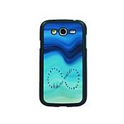 Para Funda Samsung Galaxy Diseños Funda Cubierta Trasera Funda Palabra / Frase Policarbonato Samsung Grand
