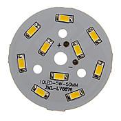 SMD 5730 400-450 Chip LED Aluminio 5