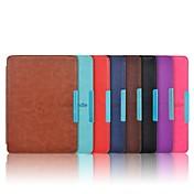 Etui Til Amazon Kindle Fullbody Etuier Heldekkende etui Nyhet Hard PU Leather til